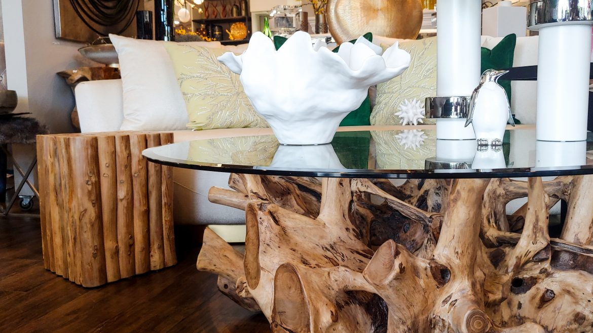 Reasons to Love Styling with Wood