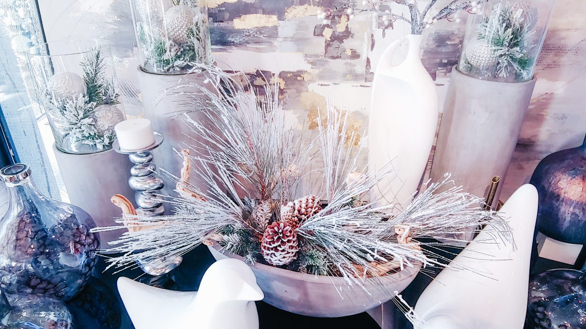A Modern Approach to Holiday Decor