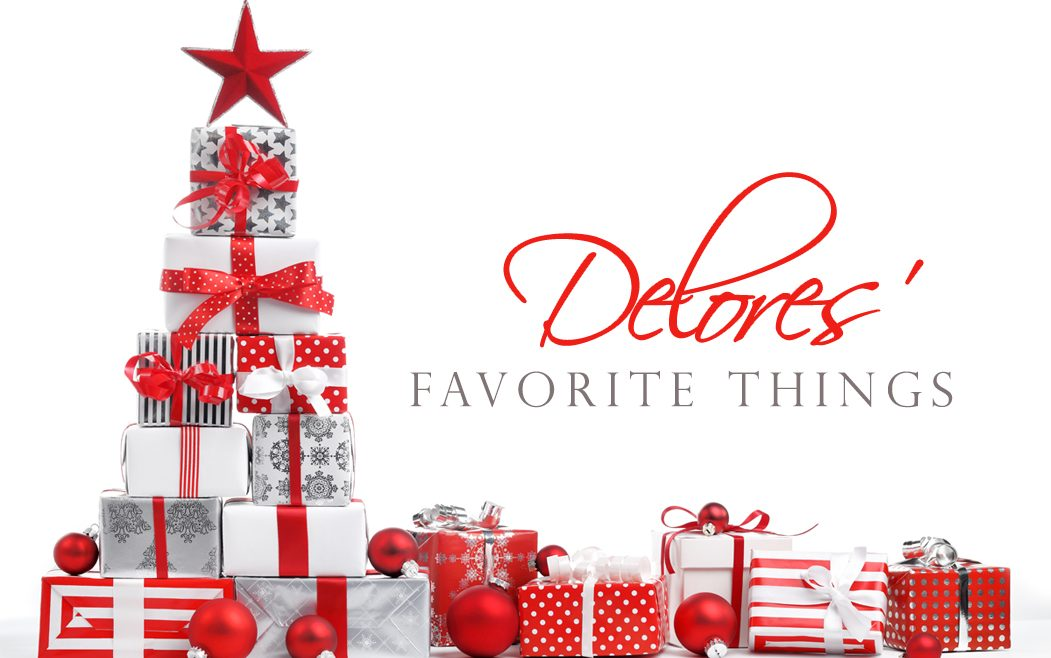 Her top 10 gift ideas for the holidays